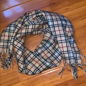 Accessories - Flannel scarf